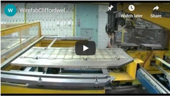 Wirefab - Clifford Weld Video