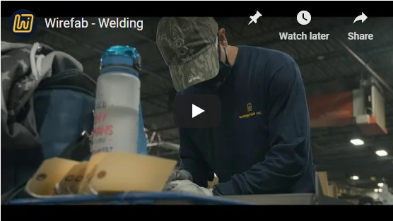 Wirefab - Welding